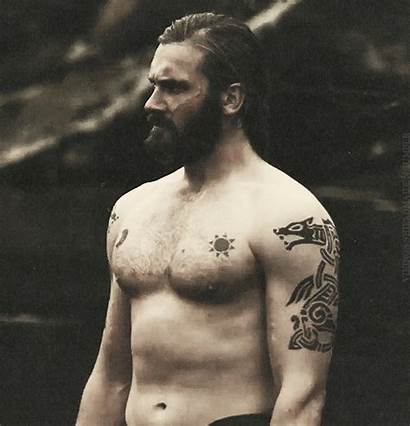 Clive Standen Vikings Tattoos Viking History Rollo