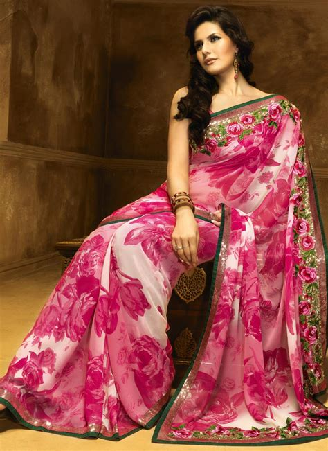 hd bollywood sarees trend famous celebs fashion trends