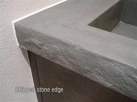 concrete countertop forms styrofoam concrete countertop edges and corners solcrete llc