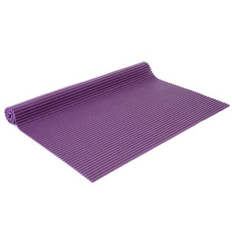 tapis salle de bain mousse 65x90 cm violet