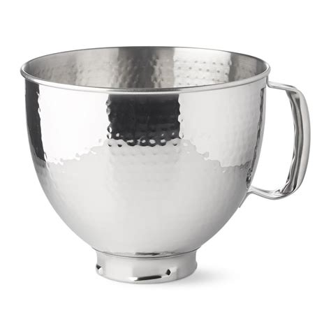 kitchenaid  qt hammered bowl williams sonoma ca