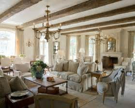 traditional french country living room design ideas