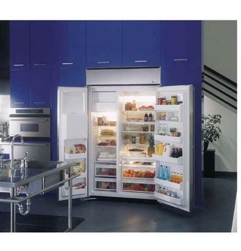 refrigerador side  side  de embutir  ge monogram   em mercado livre