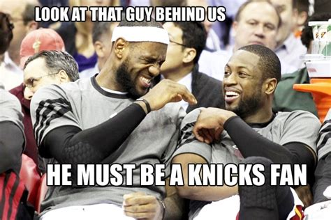 Knicks Meme - heat vs knicks fan meme meme pinterest
