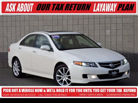 2008 Acura Tsx Manual by Used 2008 Acura Tsx Special Edition At Saugus Auto Mall