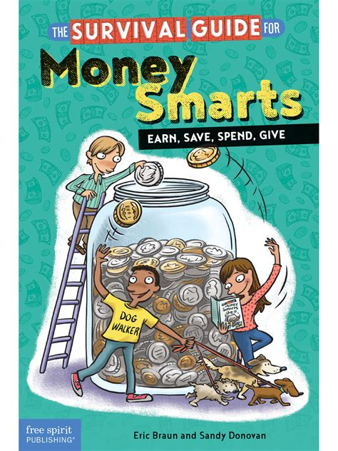 Resource | THE SURVIVAL GUIDE FOR MONEY SMARTS: EARN, SAVE ...