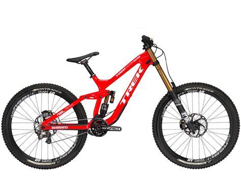New Trek Mountain Bikes 2017