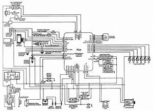 1990 Jeep Wrangler Fuel System Wiring Diagram
