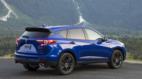 Acura Rdx Mileage by 2019 Acura Rdx Pricing And Options Packages Autoblog