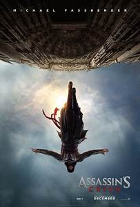 Assassin's Creed Movie Trailer Starring Michael Fassbender ...