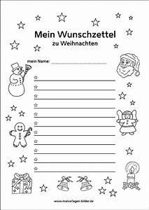 Buchstaben Basteln Vorlagen : wunschzettel zum ausdrucken kostenlose vorlage ~ Lizthompson.info Haus und Dekorationen