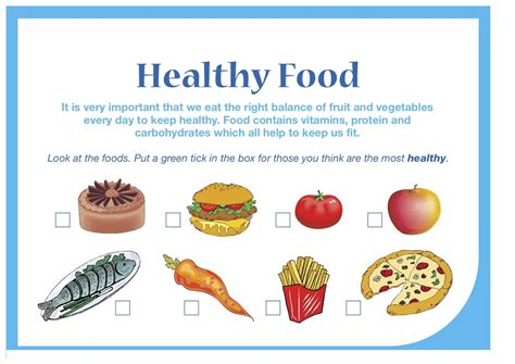 ideal cuisine science 1st and 2nd grades healthy habits nat