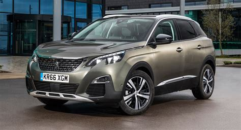 Five Seat Peugeot 4008 Arriving In 2020 | Carscoops