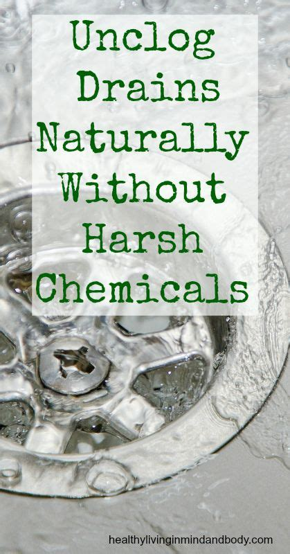 unclogging bathtub drain without chemicals 25 best ideas about unclogging drains on diy
