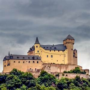 Cruising Historic Castles - Middle Rhine River