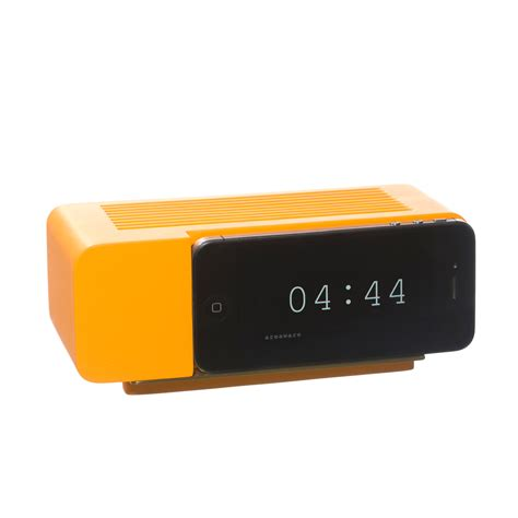 where is alarm on iphone alarm dock iphone 5 5s green areaware touch of modern