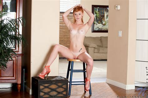 Alex Tanner Natural Redhead Nude Beaches Only