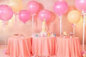Decoración con globos para baby shower - Fantasticos
