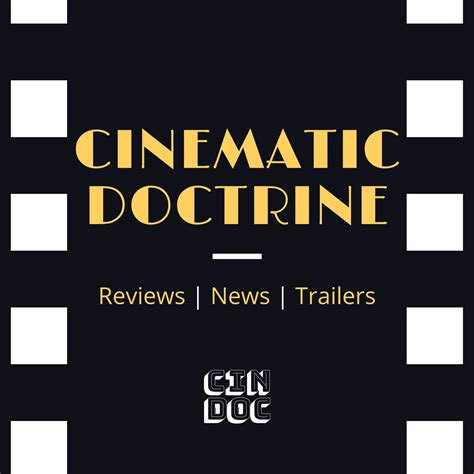 Cinematic Doctrine - Christianity Podcast | Podchaser