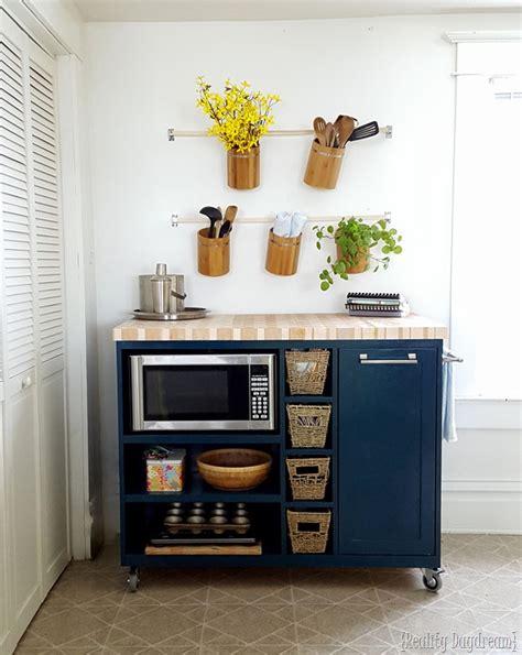 custom built kitchen island custom diy rolling kitchen island reality daydream 6340