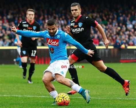 Napoli vs Empoli Preview and Prediction Live stream Serie ...