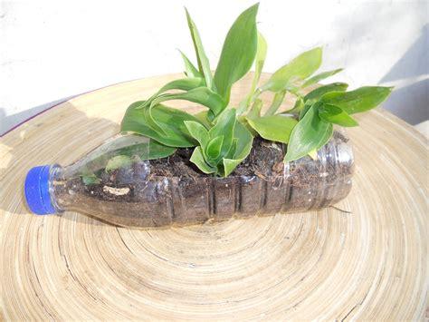 vaso di plastica il sorriso della vita creare un vaso da una bottiglia di