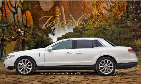Town Car by 2011 Lincoln Town Car Information And Photos Zomb Drive