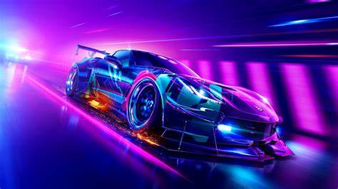 Need for Speed Heat Art - ID: 124157 - Art Abyss