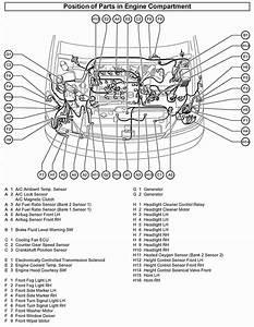 2005 Lexus Rx330 Fuse Box