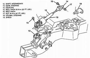 How To Change An Upper Intermediate Steering Shaft On A