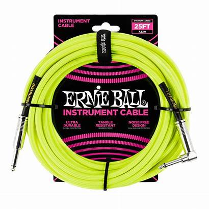 Braided Cables Ball Ernie Instrument Cable Straight