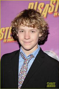 Brian Littrell's Son Baylee Makes Broadway Debut in ...