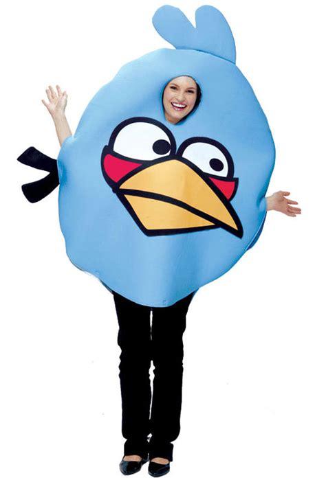 angry birds blue bird adult costume purecostumescom