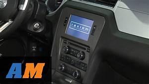 Mustang Raxiom Oe  Bluetooth  U0026 Back