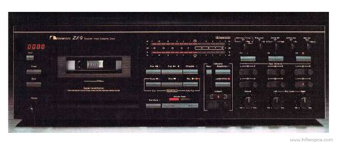 nakamichi zx 9 manual three head stereo cassette deck