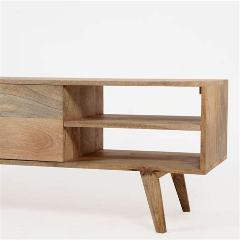 canape angle occasion meuble tv scandinave bois massif laqué made in meubles