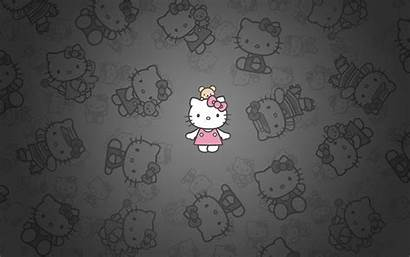 Kitty Hello Pink Desktop Android
