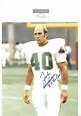 DICK ANDERSON 3X PRO BOWL SIGNED 8X10 PHOTO | eBay