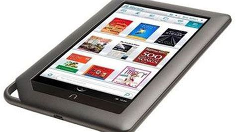 Barnes & Noble Launches 9 Nook Tablet