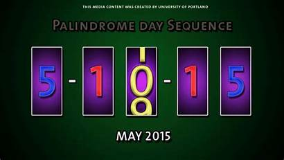 Palindrome Dates Sequence 21st Century Days Ainan