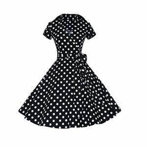 Robe Retro Année 50 : robe vintage annee 50 achat vente robe vintage annee 50 pas cher cdiscount ~ Nature-et-papiers.com Idées de Décoration