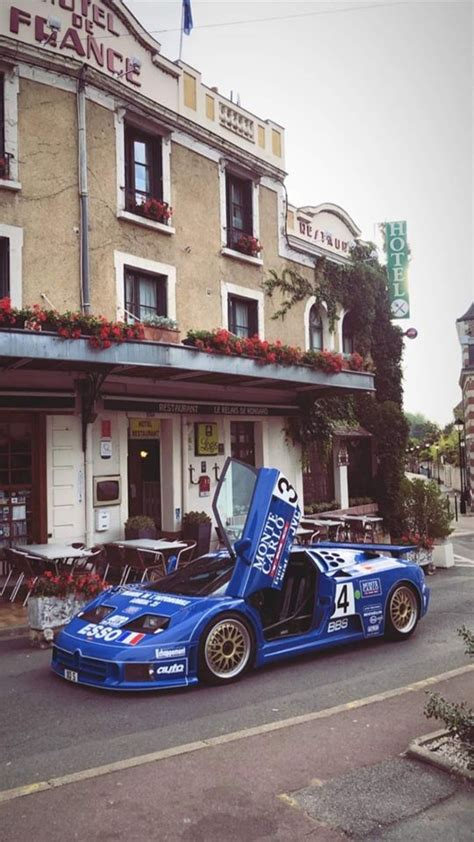 In 1995 another eb 110 was prepared for racing and had some good outings in north american races, but never made it to le mans. Retour sur la Bugatti EB110 SS des 24 Heures du Mans 1994 ...