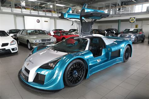 The Gumpert Apollo That Set A Nürburgring Record Time Is