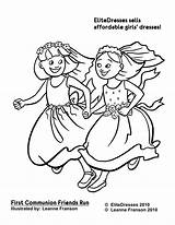Coloring Pages Friend Bff Friends Communion Printable Drawing Flower Colouring Drawings Forever Getcolorings Virgen Guadalupe Fresh Sheets Getdrawings Getcoloringpages Colorings sketch template