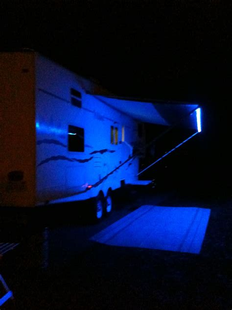 rv awning lights led remote led usa ebay