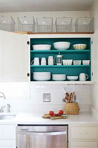 Nesting: Colored Kitchen Cabinets – A Beautiful Mess