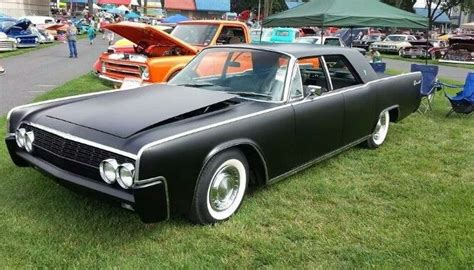 62 Lincoln Continental  Lincoln Continentals Pinterest