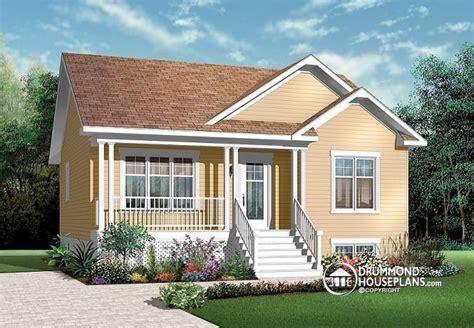 affordable  bedroom transitional style bungalow  full basement  veranda house