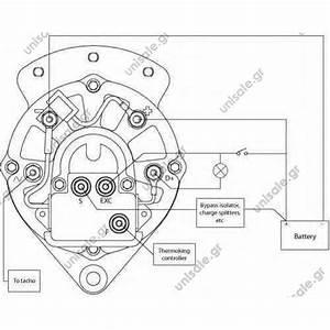 Thermo King Alternator Wiring