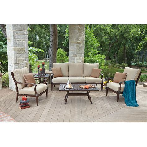 Costco Outdoor Wicker Furniture 2018 - Home Comforts